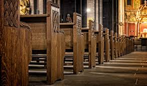 Panca da chiesa online
