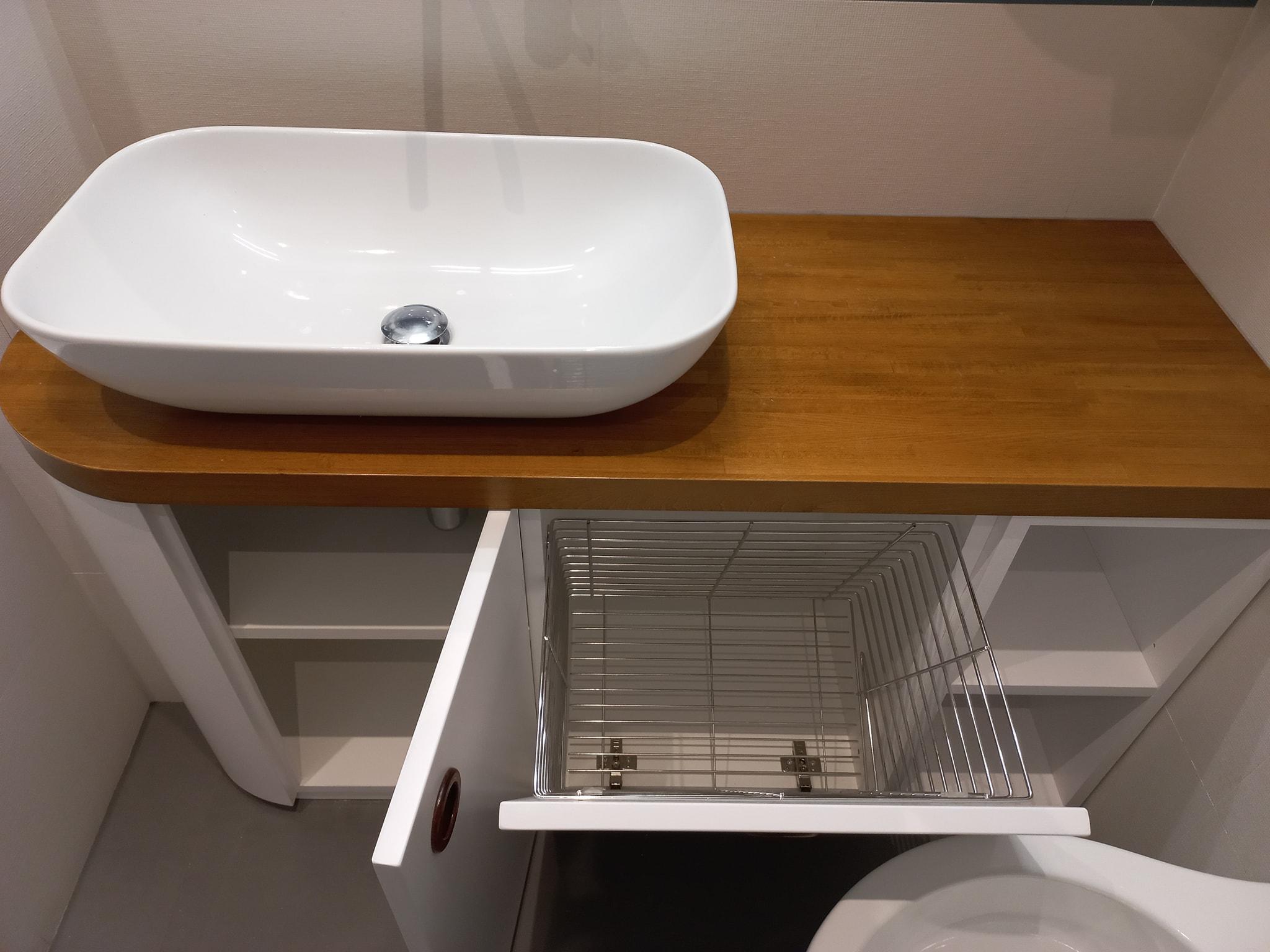 mobile bagno su misura